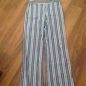 Michael Korea Striped Pant